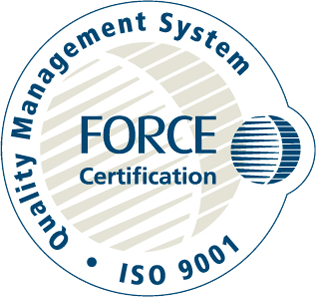 ISO 9001 Quality Management System Force Certification